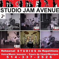 SJA Pro Voice/Voix singing lessons/cours de chant