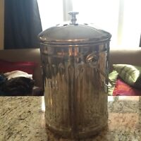 Countertop Compost Pail with Filter from Lee Valley