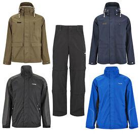 Regatta Men's Outdoor Trousers & Waterproof Jackets from £17.99