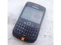Blackberry curve 8520 mobile phone