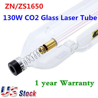 Usa Stock Efr Zs1650 130w Co2 Laser Tube 1650mm For Laser Engraver 10000h