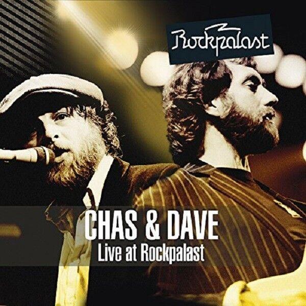 CHAS & DAVE - LIVE AT ROCKPALAST (1983) 2 DVD NEU