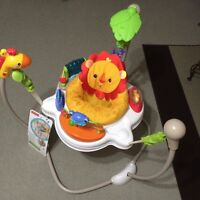 Fisher Price Baby Jumperoo Rainforest