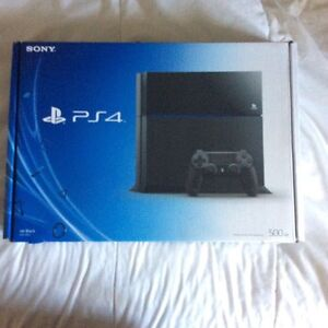 Used Ps4 with amazing deal 500Gb will take offers