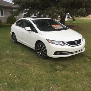2013 Honda Civic touring loaded