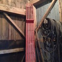 Straw Walker for Massey Ferguson 860 Combine
