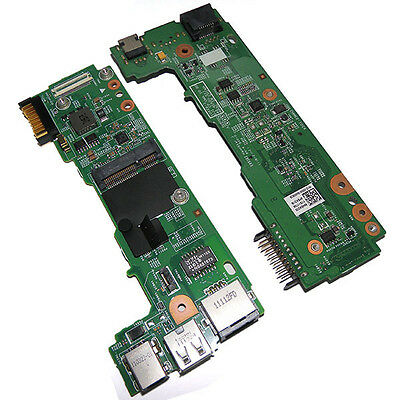 Dc In Power Jack Usb Io Board Dell Inspiron 14 N4030 N4020 48 4Ek13 011 09783 1