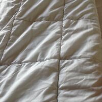 Pillows, pillow cases and double bed sized duvet