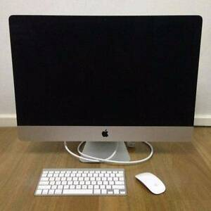 "iMac 27"" At Great Condition Hillarys Joondalup Area Preview"