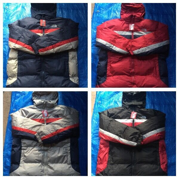 NORTH FACE WINTER BOMBER JACKETS joblot Bulk buy available (OZEYin Birmingham City Centre, West MidlandsGumtree - Pleasle call text or whattsapp me on this number 07934440364( 1) for £50 16 Jackets for £20 each that works out £320 for a box And trainers available 90s 95 womenAnd trainers available 90s 95 womenTracksuitsKids tracksuitsLadies tracksuitsHoodies...