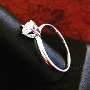 14K BRILLIANT ROUND DIAMOND ENGAGEMENT RINGS*See available rings
