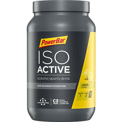 12,87 €/kg ++ PowerBar Energize ISOACTIVE Sports Drink, 1320 g Dose ++