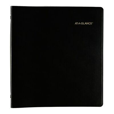 At-a-glance 60-month Monthly Planner 9 X 11 Black Jan-dec 702960521