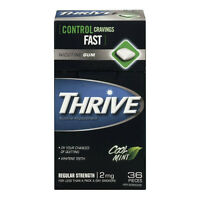 THRIVE Gum Cool Mint 2mg 36 Pack