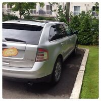 Ford edge 2009 limited negotiable