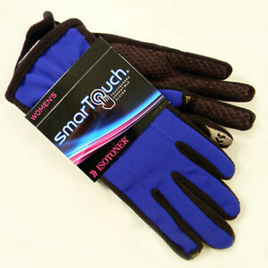 Isotoner SmarTouch Gloves Ultraplush lining size M/L