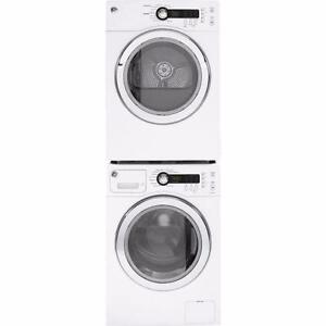24-inch GE Washer-Dryer Combo, Front Load, Stackable
