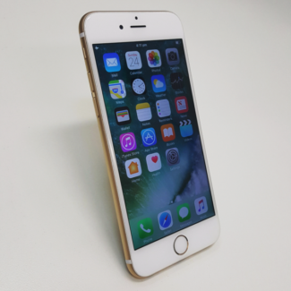IPHONE 6 128GB GOLD/GREY WITH TAX INVOICE AND WARRANTY