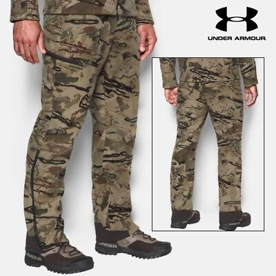 890a1899df199 Under Armour Mid Season Wool Pants - Ridge Reaper Barren Size 34