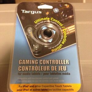 Targus gaming controller for iPad and tablets Cambridge Kitchener Area image 1