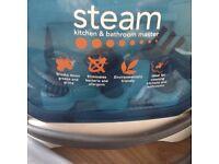 Vax kitchen and bathroom master steam cleaner