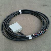 TECK CABLE, AMOURED CABLE & PANEL. VGOOD CONDITION!