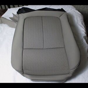 Ford F-150 factory seat covers - drivers side