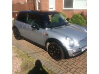 Bmw Mini ONE 1.6 2002 52reg Silver
