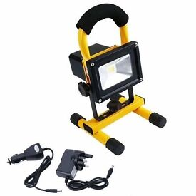 Portable Outdoor Indoor LED Floodlight camping Light
