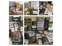 Joblot Atlas Editions Diecast collection of 50 x models NEW Sealed With Certificates RARE MODELS