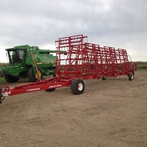 Morris 70' field pro heavy harrow as new  Regina Regina Area image 1