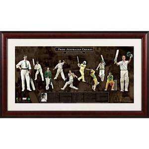 RICKY PONTING 'THE PRIDE OF AUSTRALIAN CRICKET' SIGNED LITHOGRAPH Noranda Bayswater Area Preview