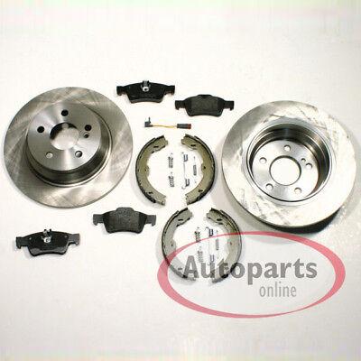Mercedes R-Klasse W251 V251 - Bremsscheiben Bremsen  Bremsbeläge für hinten*