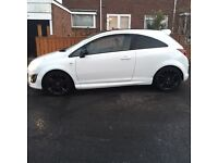 Corsa 1.2 limited edition 2011