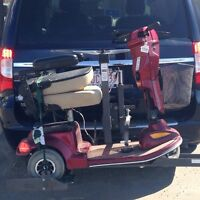 Scooter Lift/Transport