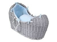 Noah Pod baby basket with stand