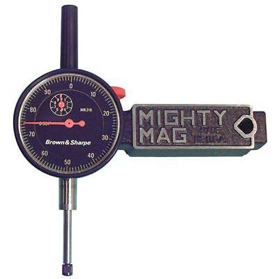 Tesa Brown Sharpe 0-1 Bf Agd Indicator Wmighty Mag Set