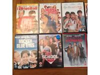 10 comedy DVDs for £10!
