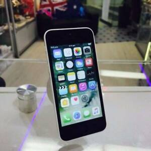 GOOD CONDITION IPHONE 5C 16GB WHITE GREEN UNLOCKED WARRANTY Surfers Paradise Gold Coast City Preview