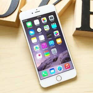 A++ condition iPhone 6 Plus gold 128G UNLOCKED au model in box Calamvale Brisbane South West Preview
