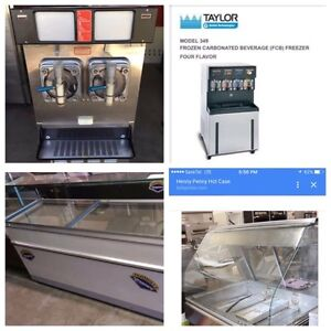 GENTLY USED COMMERCIAL RESTAURANT/KITCHEN EQUIPMENT