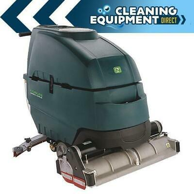 Nobles Ss5 26 Cylindrical Battery Walk-behind Sweeperscrubber - Refurbished