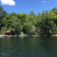 COTTAGE for RENT on Chandos Lake