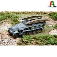 Italeri 7062 Sdkfz 251/7 Pionerpanzerwagen 1/72 Scale Model Kit - italeri - ebay.co.uk