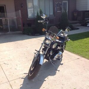 1981 Harley Davidson Sturgis low rider trade for car or truck