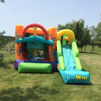 All day rentals includes delivery set up (kijiji special)