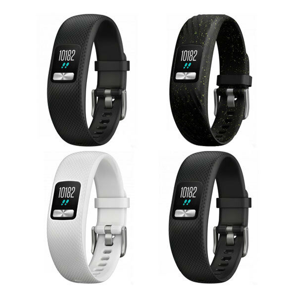 Garmin Vivofit 4 Aktivitätstracker Fitnesstracker Sportuhr Schlaftracking Touch