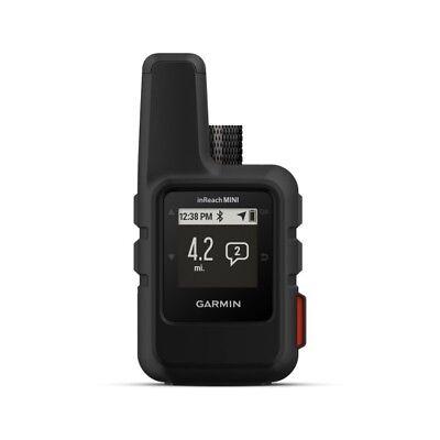 Garmin inReach Mini Black Travel Lighter Communicate Smarter 010-01879-01