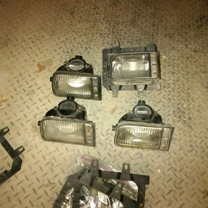 e30 Fog lights, fits front spoiler of 325iX and others West Island Greater Montréal image 4