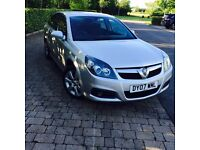 BARGAIN!!! 2007 VAUXHALL VECTRA 1.8 SRI MOT DECEMBER